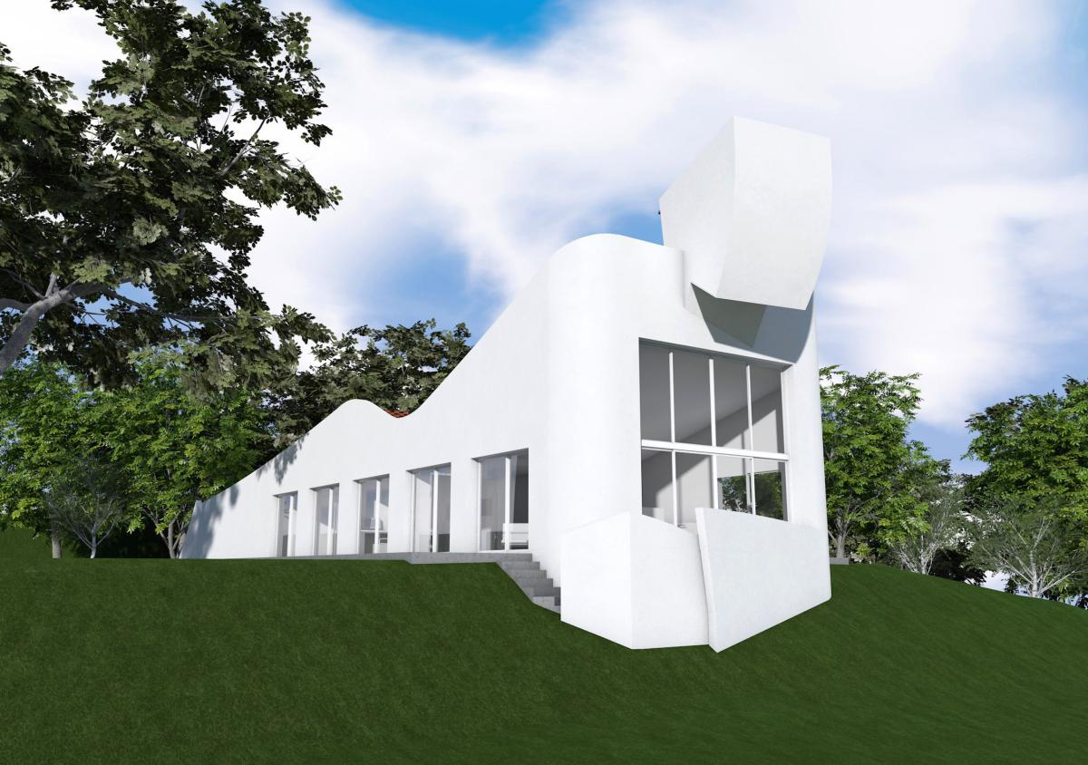 jlTalma figurative-architecture MM House